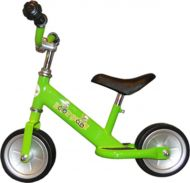 Boot Scoot  Bopper  Walking Trainer Bike Grass Green