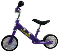 Boot Scoot  Bopper  Walking Trainer Bike Sugar Plum Purple
