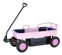Morgan Cycle Coach Wagon Pink