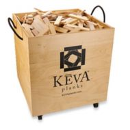 KEVA Maple 1000 Plank Educator School Pack Wood Roller Box