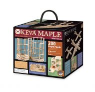KEVA Planks 200 Maple Planks Contraptions in Box