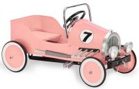 Morgan Cycle Retro Style Pedal Car Pink