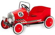 Morgan Cycle Classic Pedal Car Red