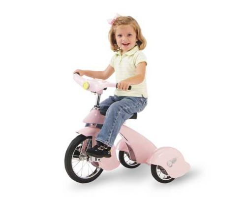 Morgan Cycle Pink Pegasus Tricycle