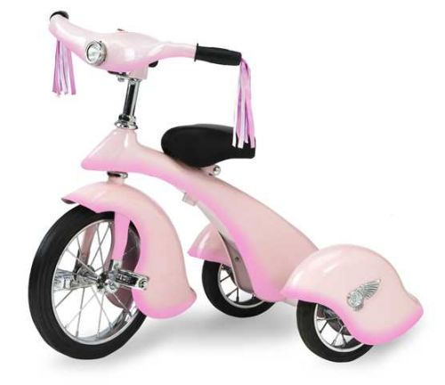 Morgan Cycle Pink Fairy Tricycle