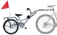 Morgan Cycle Shadow Aluminum Trailer Bike