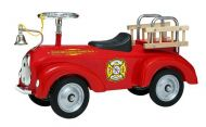 Morgan Cycle Fire Engine ScootSter Fire Truck