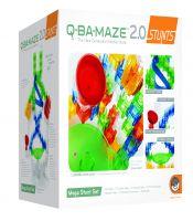 Q-BA-MAZE 2.0 Mega Stunt Set by Mindware